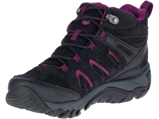 Merrell Outmost MID Vent GTX Shoes Women black